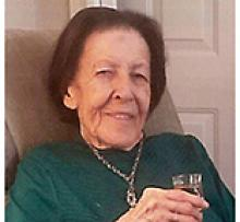 ISOBEL LUCY LEE (HORSELL) Obituary pic