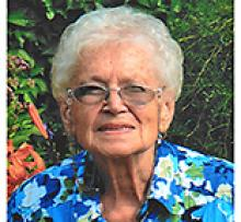 BETTY (YAGER) MELNYK Obituary pic