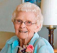 CORINNE ODDNEY COPPING (DALMAN) Obituary pic