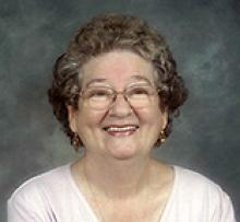 LILA ROBERTA GRIFFIN (GRIFFITH) Obituary pic