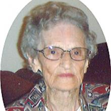 GLADYS MAY (RAWLINGS) CRAIG  Obituary pic