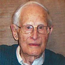 HENRY VERNON FREY HUME  Obituary pic