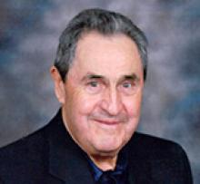 CLAUDE BRUCE Obituary pic