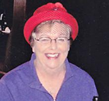 SHIRLEY LOWDEN Obituary pic