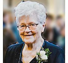 MARGARET M. PETERS Obituary pic