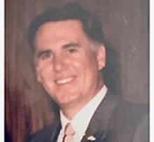 LESLIE THOMAS BUTTERWORTH (TOM) Obituary pic