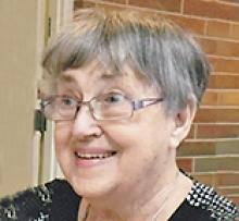 GEORGINA (FERN) DOW Obituary pic