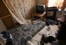A bedroom in ...