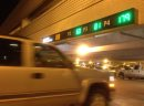 The parkade at ...