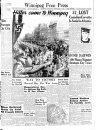 Winnipeg Free Press Archives If day -  Feb 20, 1942 Hitler came to Winnipeg Winnipeg Free Press february 19, 1942 world war II