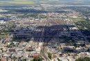 Aerial photos ...