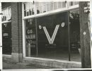 "Winnipeg Free Press Archives Winnipeg WWII Home Front July 26, 1941 Here are three of the V for Victory symbols appearing in ""Winnipeg.  Since the inception of the campaign in Winnipeg several days ago'  the letter that has come to mean  so much pops  up everywhere, in unexpected places, as often as where it  is looked for."