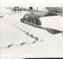 Gerry Cairns/Winnipeg Free Press Archives Winnipeg Blizzard (23) March 5, 1966 car, Wolseley Street fparchive