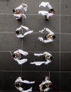 Dancers ...