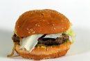 A cheeseburger ...