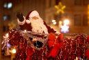 Santa  makes ...