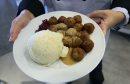 Ikea meatball ...