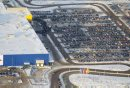 Ikea aerial ...