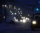 Snowy Drive- ...