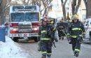 Fire crews, ...