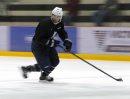 NHLPA practice ...