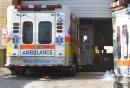 Ambulances ...