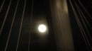 The full moon ...