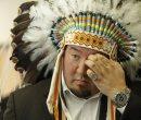 A treaty ring ...