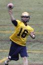 Quarterback ...