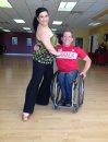 Dance studio ...