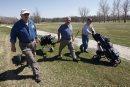 Golfers LtoR ...