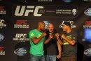 UFC161 press ...