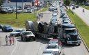 Major traffic ...