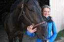 Jockey Janine ...