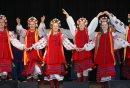 BORIS MINKEVICH / WINNIPEG FREE PRESS  070527 The 21st Annual Teddy Bears' Picnic at Assiniboine Park. The Orlan Ukrainian Dancers perform on stage.