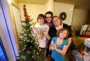 Family pose in ...