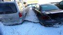 Vehicle stuck ...