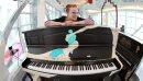 The Piano ...