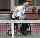 Tennis player ...