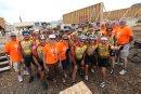 32 cyclists ...