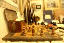 Chess set, ...