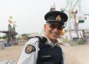 RCMP officer ...