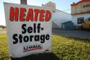 U-Haul storage ...