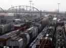 The CP rail ...
