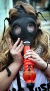 Gas Mask Gasp, ...