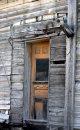 The door on ...