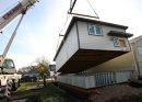 A modular home ...