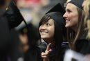 A graduate ...