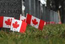 Canadian Flags ...