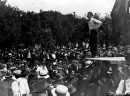 1919 winnipeg general strike rally One of the Winnipeg Strike leaders, Roger Bray, addresses the pro-labour masses in Victoria Park in June 1919